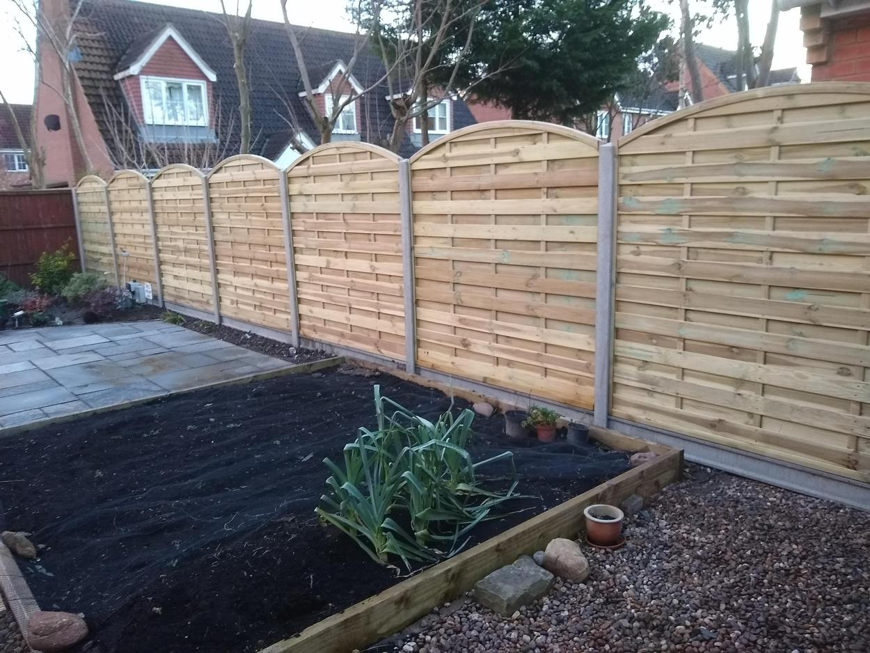 Ornamental and decorative fencing in Lincolnshire